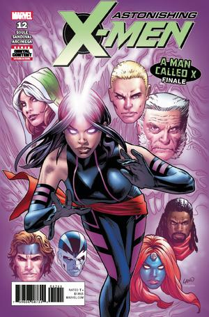 Astonishing X-Men Vol 4 #12