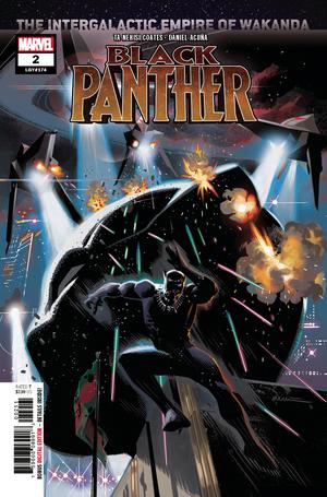 Black Panther Vol 7 #2 Cover A 1st Ptg Regular Daniel Acuna Cover