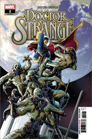 Doctor Strange Vol 5 #2 Cover A Regular Jesus Saiz Cover