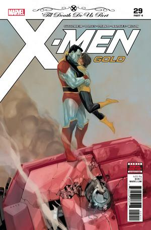 X-Men Gold #29 (Til Death Do Us Part Part 5)