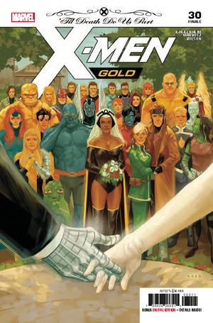 X-Men Gold #30 Cover A Regular Phil Noto Cover (Til Death Do Us Part Part 6)