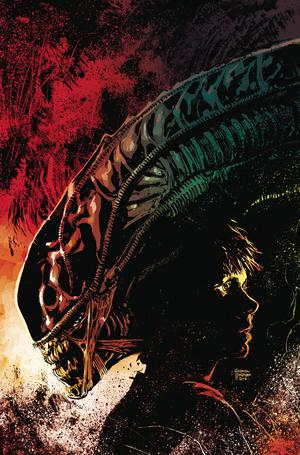 Aliens Dust To Dust #3 Cover A Regular Gabriel Hardman Cover