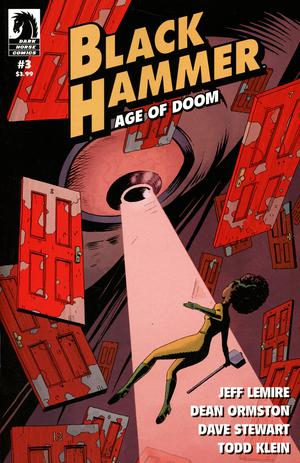 Black Hammer Age Of Doom #3 Cover A Regular Dean Ormston Cover