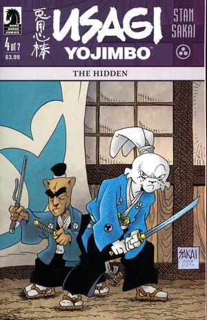 Usagi Yojimbo The Hidden #4
