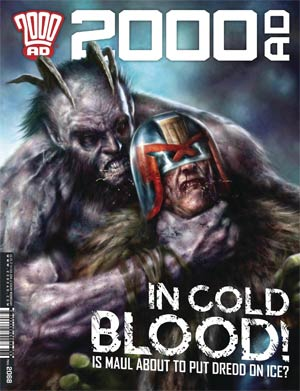2000 AD #2079 - 2082 Pack June 2018