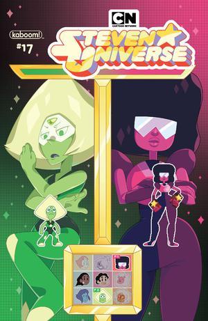 Steven Universe Vol 2 #17 Cover A Regular Missy Pena Cover