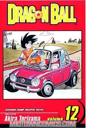 Dragon Ball Vol 12 TP Shonen J Ed