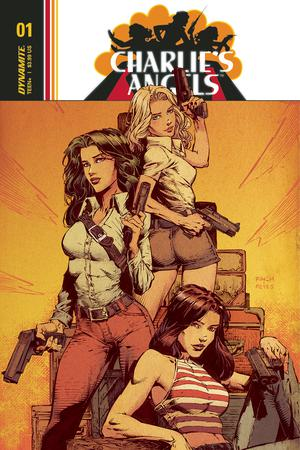 Charlies Angels #1 Cover A Regular David Finch & Jimmy Reyes Cover