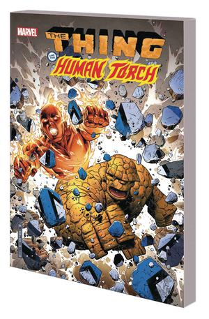 Marvel Two-In-One Vol 1 Fate Of The Four TP