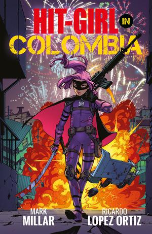 Hit-Girl Vol 1 Colombia TP