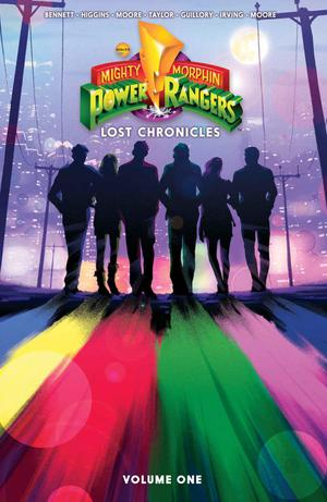 Mighty Morphin Power Rangers Lost Chronicles Vol 1 TP