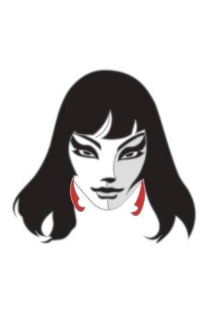 Vampirella Enamel Pin
