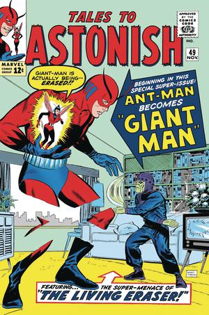 True Believers Ant-Man And The Wasp Birth Of Giant-Man #1
