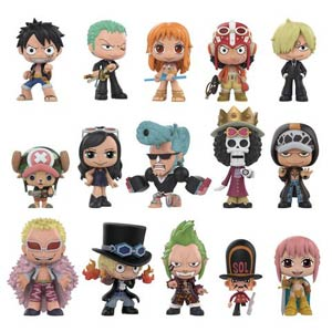 One Piece Mystery Minis Blind Mystery Box
