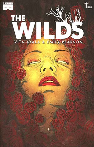 Wilds #1 Cover D 2nd Ptg Variant Ben Templesmith Cover