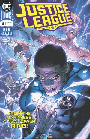 Justice League Vol 4 #3 Cover A Regular Jorge Jimenez Cover