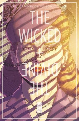 Wicked + The Divine #38 Cover A Regular Jamie McKelvie & Matt Wilson Cover