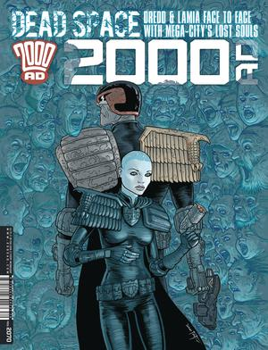 2000 AD #2088 - 2091 Pack July 2018