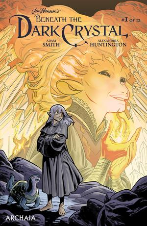 Jim Hensons Beneath The Dark Crystal #1 Cover A Regular Benjamin Dewey Cover