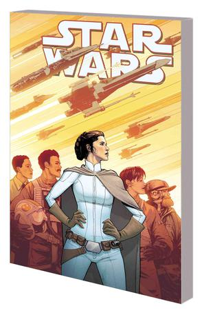 Star Wars (Marvel) Vol 8 Mutiny At Mon Cala TP