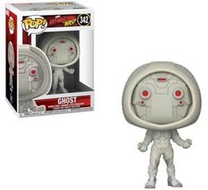 POP Marvel 342 Ant-Man And The Wasp Ghost Vinyl Bobble Head