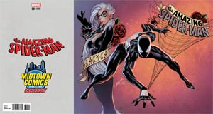 Amazing Spider-Man Vol 4 #801  Midtown Exclusive J Scott Campbell Composite Part 1 Gatefold Cover