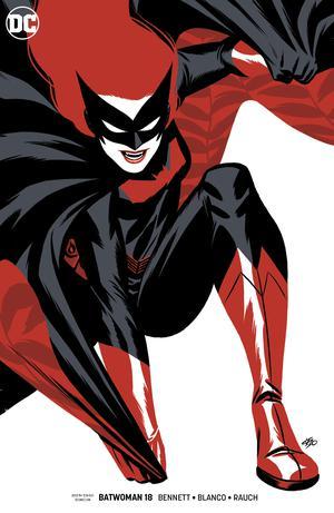 Batwoman Vol 2 #18 Cover B Variant Michael Cho Cover