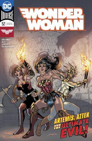 Wonder Woman Vol 5 #52 Cover A Regular David Yardin Cover