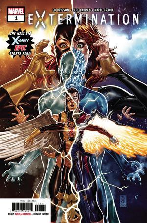 Extermination #1 Cover A Regular Mark Brooks Cover