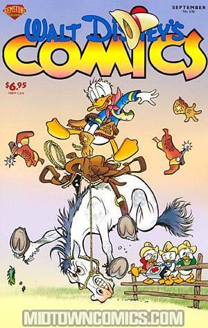 Walt Disneys Comics & Stories #636