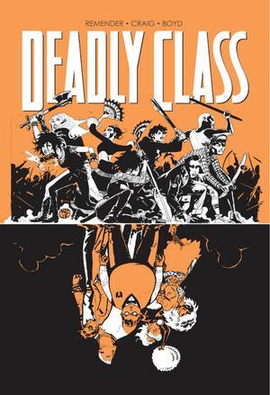 Deadly Class Vol 7 Love Like Blood TP