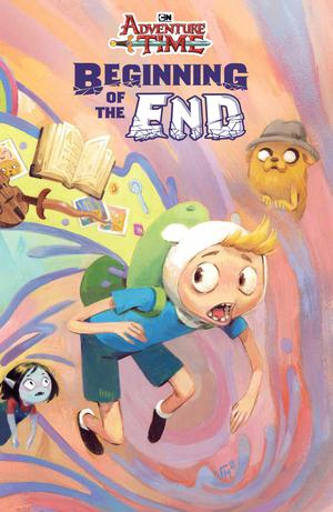 Adventure Time Beginning Of The End TP