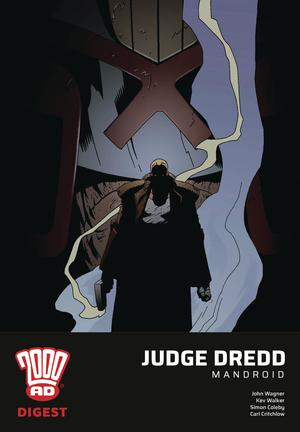 Judge Dredd Mandroid TP Digest