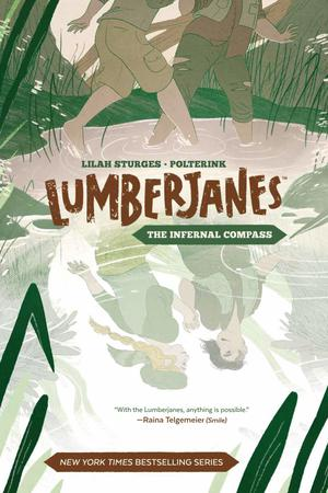 Lumberjanes Original Graphic Novel Vol 1 Infernal Compass TP