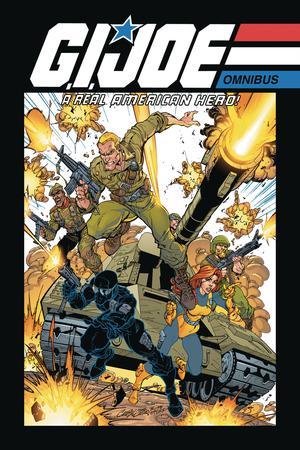 GI Joe A Real American Hero Omnibus Vol 1 TP