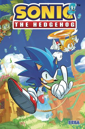 Sonic The Hedgehog (IDW) Vol 1 Fallout TP
