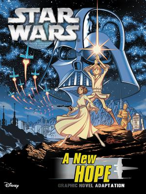 Star Wars A New Hope Graphic Novel Adaptation TP