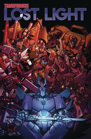 Transformers Lost Light Vol 3 TP