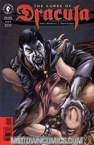 Curse Of Dracula #2