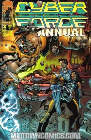Cyberforce Vol 2 Annual #2