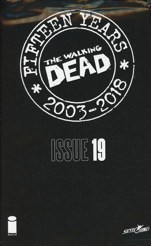 Walking Dead 15th Anniversary Blind Bag Edition #19 Cover A J Scott Campbell Cover With Polybag