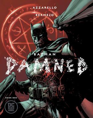 Batman Damned #1 Cover B Variant Jim Lee Cover (Limit 1 Per Customer)