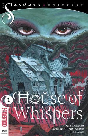 House Of Whispers #1 Cover A Regular Sean Andrew Murray Cover