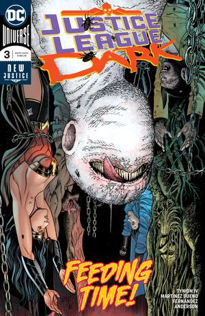 Justice League Dark Vol 2 #3 Cover A Regular Alvaro Martinez & Raul Fernandez Cover