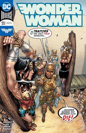 Wonder Woman Vol 5 #55 Cover A Regular David Yardin Cover