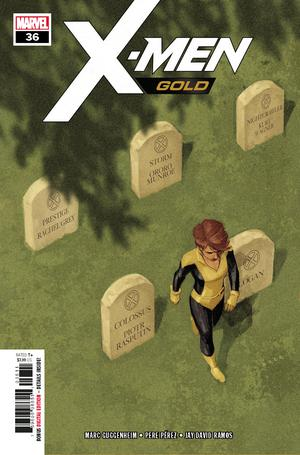 X-Men Gold #36 Cover A Regular Phil Noto Cover