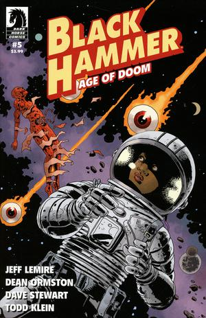 Black Hammer Age Of Doom #5 Cover A Regular Dean Ormston Cover