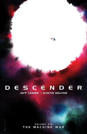 Descender Vol 6 Machine War TP