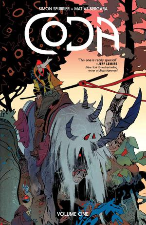 Coda Vol 1 TP Discover Now Edition