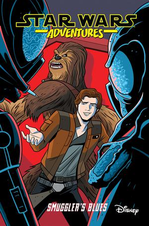 Star Wars Adventures Smugglers Blues TP